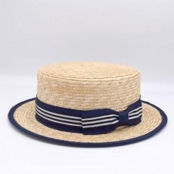 Шляпа канотье Ladies fashion