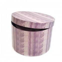 Коробка для шляп - круглая